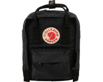 Fjällräven Kånken Mini Black 7L - Children's backpack