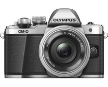 Olympus OM-D E-M10 Mk II Silver + 14-42mm EZ