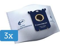 Philips S-Bag FC8027/01 Ultra Long Performance (3 stuks)