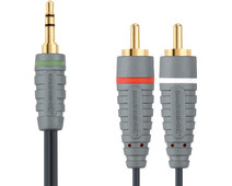 Bandridge 3.5mm to RCA Cable 5 Meters