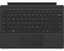 Microsoft Surface Pro Type Cover QWERTY Zwart