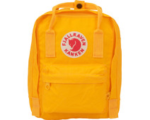 Fjällräven Kånken Mini Warm Yellow 7L - Children's backpack