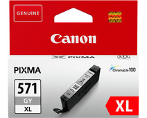 Canon CLI-571XL Cartridge Gray