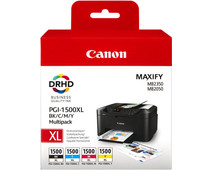 Canon PGI-1500XL Cartridges Combo Pack