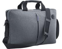 HP Essential Top Load Shoulder Bag 17.3'' Gray