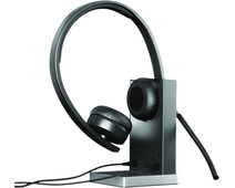 Logitech Wireless Headset Dual H820e Zwart