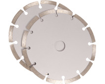 Ferm WSA1002 Diamond disc 150 mm (2x)