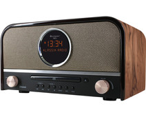 Soundmaster NR850 Brown