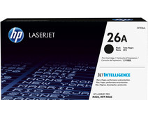 HP 26A Toner Cartridge Black