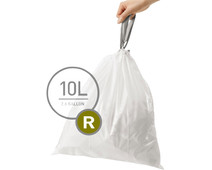 Simplehuman Waste bags Code R - 10 Liter (60 pieces)