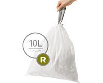 Simplehuman Afvalzakken Code R - 10 Liter (60 stuks)