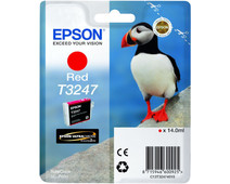 Epson T3247 Cartridge Red