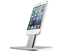Twelve South HiRise Apple iPhone iPad Stand Silver