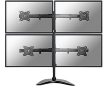 NewStar NM-D335D4BLACK Desk stand