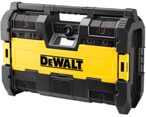 DeWalt ToughSystem Radio + XR charger