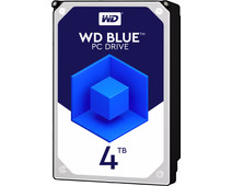 WD Blue HDD 4TB