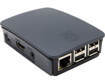 Raspberry Pi Case 3 B 2 B Black