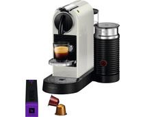 Magimix Nespresso CitiZ & Milk M196 White