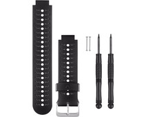 Garmin Watch Strap Forerunner 235/230/630 Black/Gray