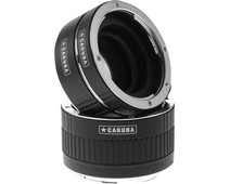Caruba Extension Tube set Canon Chrome (type II)