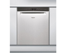 Whirlpool WBC 3C24 P X / Built-in / Semi-integrated / Niche height 82-90cm