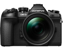 Olympus OM-D E-M1 Mark II Body Black + 12-40mm