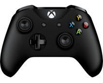 Microsoft Xbox One Wireless Controller Black + Cable