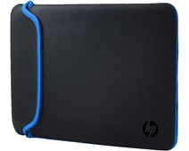 HP 14'' Reversible Sleeve Black/Blue