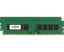 Crucial Standard 32GB DIMM DDR4-2400 2x 16GB