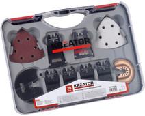 Kreator KRT990050 Multitool Accessoireset
