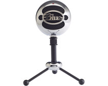 Blue Snowball Brushed Aluminum