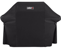 Weber Premium Barbecuehoes Genesis II met 3 branders