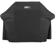 Weber Premium Barbecue cover Genesis II with 6 burners
