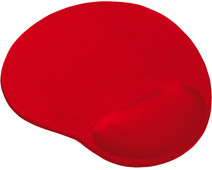 Trust BigFoot Gel Mouse Pad - Red