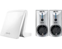 Somfy Smart Home Starterspakket Connected Lighting