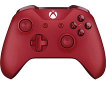 Microsoft Xbox One Draadloze Controller Rood