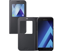 Samsung Galaxy A5 (2017) S View Stand Cover Black