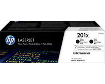 HP 201X Toner Black XL Duo Pack (CF400XD)