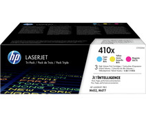 HP 410X 3-Color Pack (CF252XM)