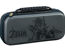 Bigben Nintendo Switch Travel Case Zelda Gray