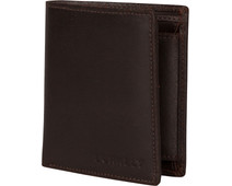 Burkely Vintage Dave Billfold High Dark Brown
