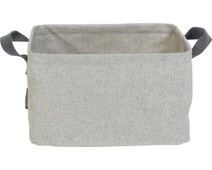 Brabantia laundry basket foldable 35 liters Gray