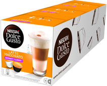 Dolce Gusto Latte Macchiato Light 3 pack