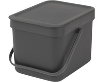 Brabantia Sort & Go 6L Gray