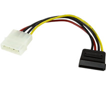 StarTech Molex to SATA power cable 0.15m