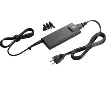 HP 90-Watt Slim netadapter met USB