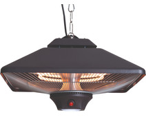 Sunred Spica 2000 Hangend - incl. ledlamp