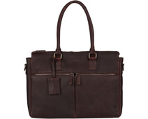 "Burkely Antique Avery Laptop Bag 15,6 ""Brown"