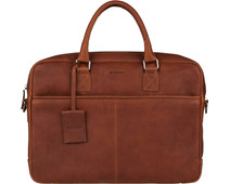 Burkely Antique Avery 15 '' Cognac