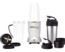 NutriBullet 1200 series Silver 12-piece